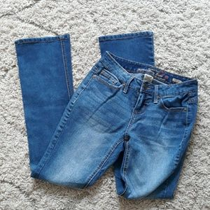 5 for $10, Faded Glory, 4 petite,  boot cut jeans
